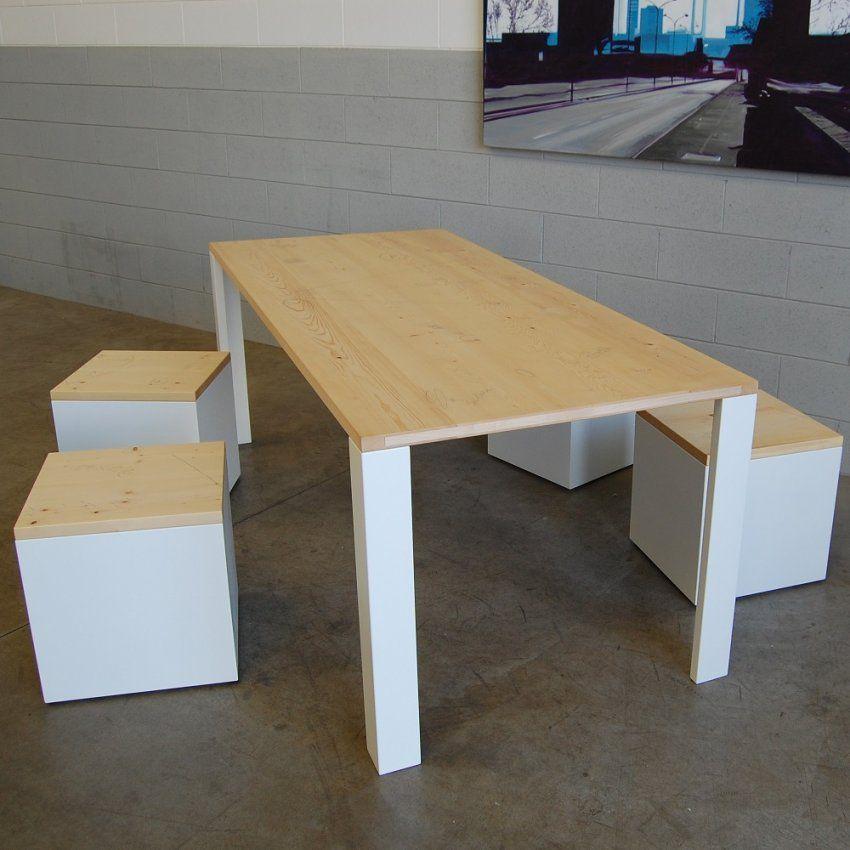 Küchenmöbel Einbauschränke Und Küchenmülleimer Selber Bauen von Tresen Selber Bauen Holz Bild
