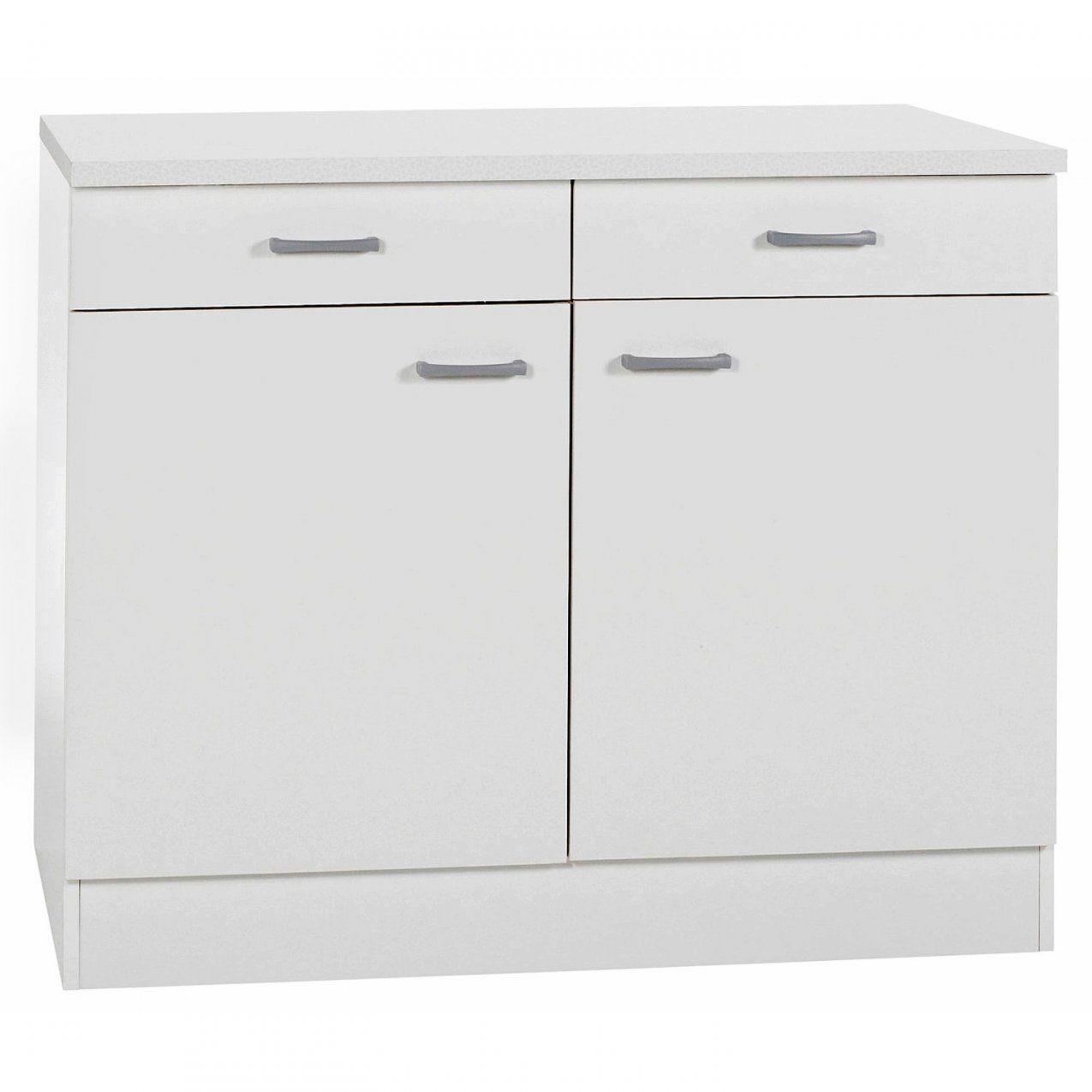 Küchenschrank Günstig Online Kaufen Bei Obi von Küchenunterschrank Weiß 40 Cm Breit Photo