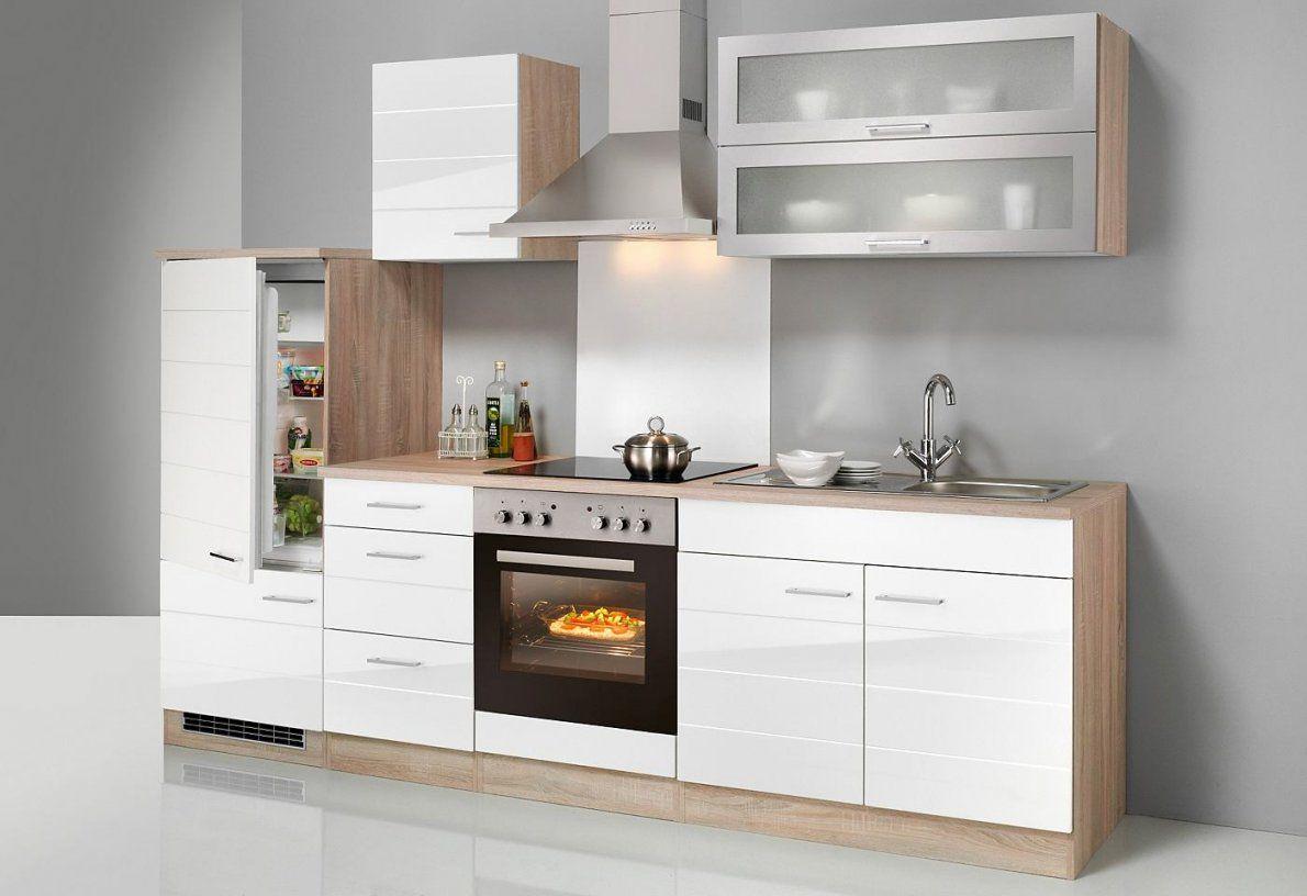 Küchenzeile Günstig Ohne Geräte  Ambiznes von Günstige Küchen Ohne E-Geräte Bild