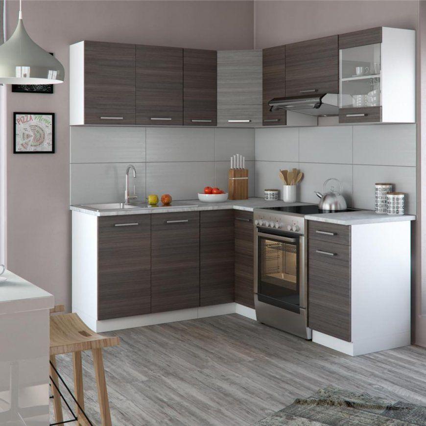 Küchenzeile L Form Günstig  Wotzc von Küche L Form Günstig Kaufen Bild