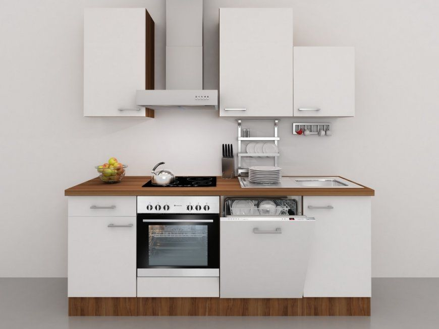 Küchenzeile Mit Geschirrspüler Ohne Kühlschrank Kaufen Von