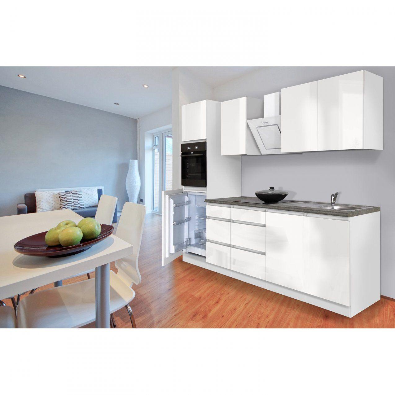Küchenzeilen & Miniküchen Online Kaufen Bei Obi von Küchenblock 260 Cm Mit Elektrogeräten Bild