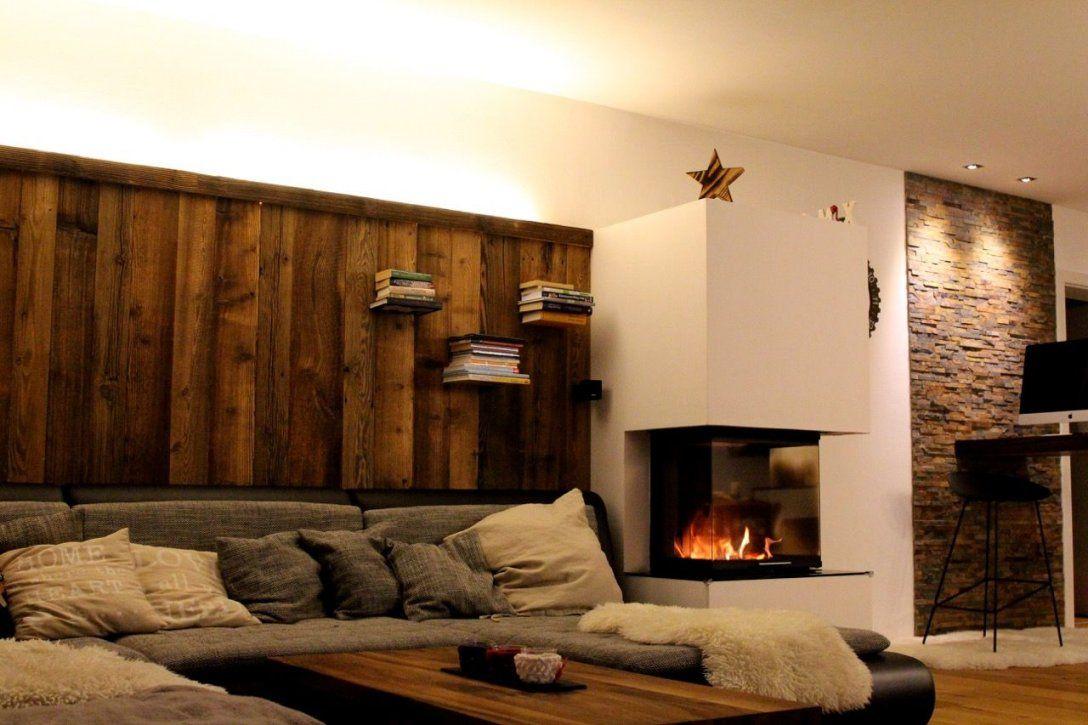Kundenprojekte Brenners Altholz Wandverkleidung Pinterest Von Holzwand  Wohnzimmer Selber Bauen Photo