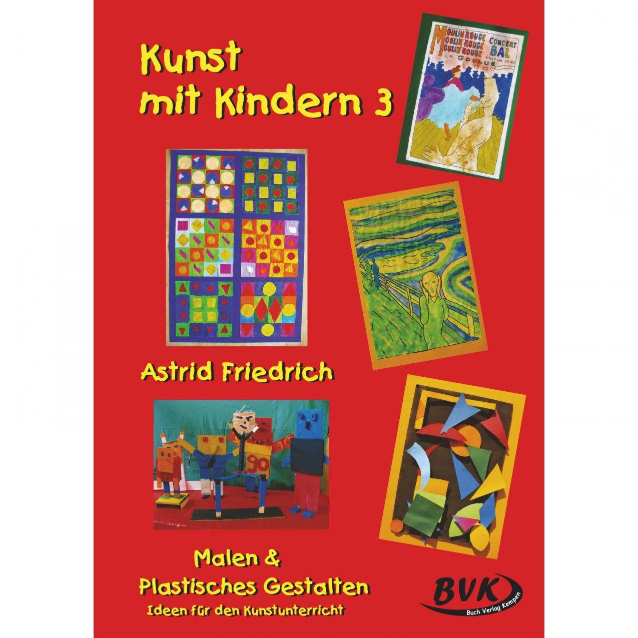 Kunst Mit Kindern 3  Malen Und Plastisches Gestalten von Bilder Gestalten Mit Kindern Photo