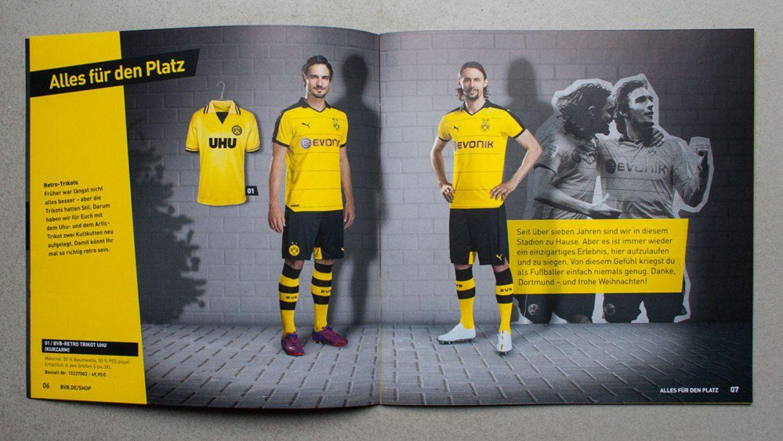 Kunst Und Kollegen Für Borussia Dortmund von Bvb Bettwäsche Real Photo