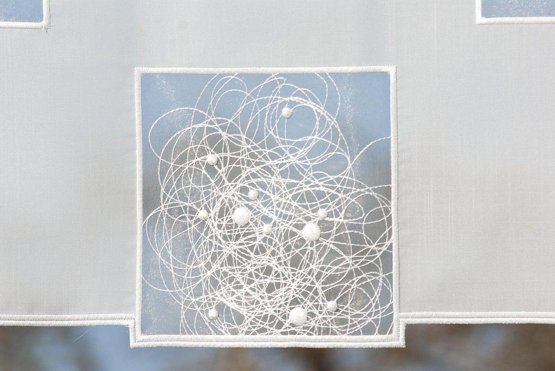 Kurzgardine Aus Moderner Plauener Spitze Günstig Online Kaufen von Kurzgardinen Plauener Spitze Bild