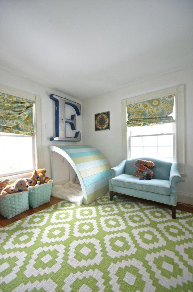 Kuschelecke Im Kinderzimmer Ganz Einfach Selber Gestalten von Kuschelecke Kinderzimmer Selber Bauen Bild