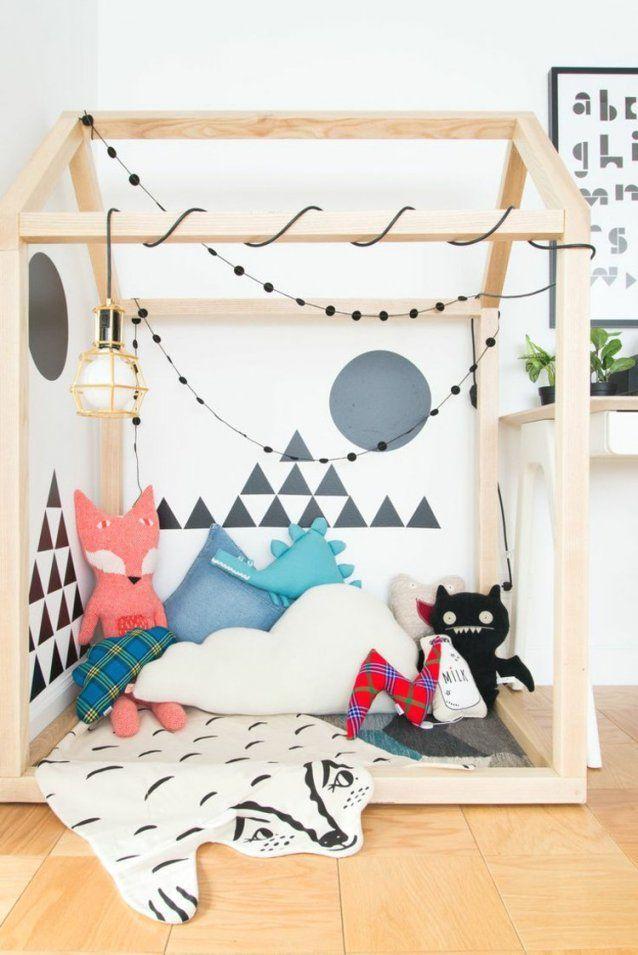 Kuschelecke Kinderzimmer Selber Bauen Mit Im Ganz Einfach Gestalten von Kuschelecke Kinderzimmer Selber Bauen Bild