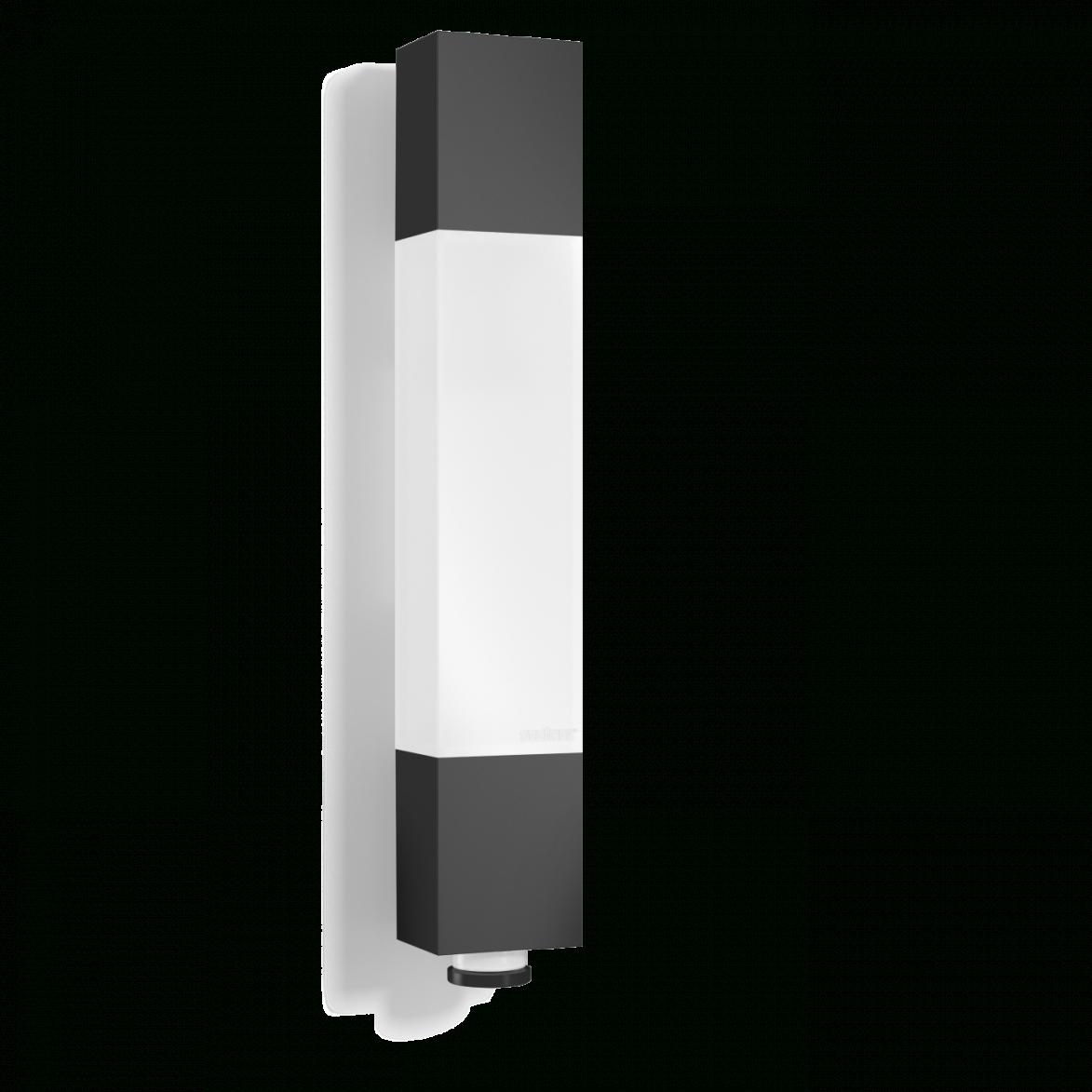 L 631 Led Anthrazit Außenleuchten  Steinel von Steinel Außenleuchte Mit Bewegungsmelder Bedienungsanleitung Bild