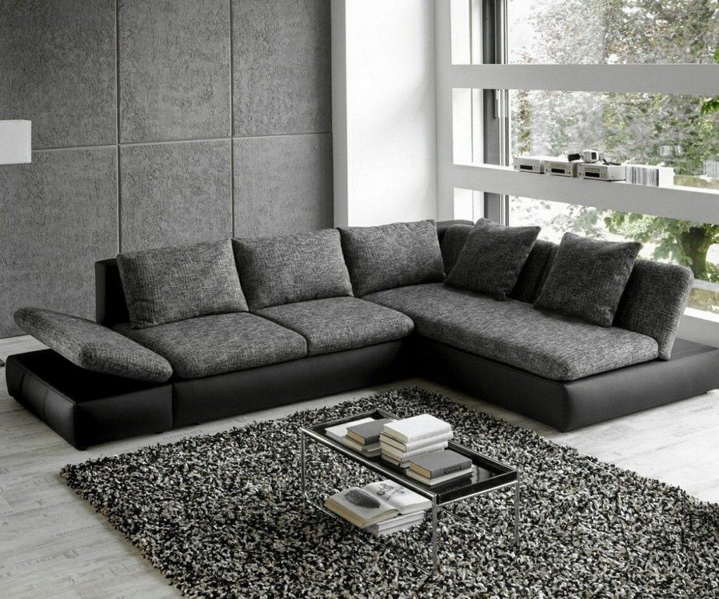 L Couch Grau Curve Side Table Llinddna With L Couch Grau Top von Couch L-Form Mit Schlaffunktion Photo