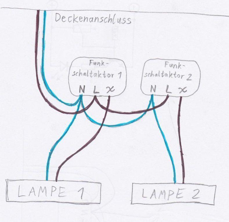 Lampe Anschliesen Kabel Anschlusse Mit Wie Optimal Lampe Anschliessen