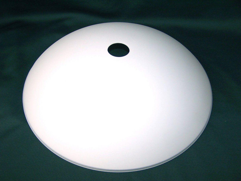 Lampenschirm Aus Glas Für E27 Durchmesser 40 Cm Round von Glas Lampenschirm Für Stehlampe Photo