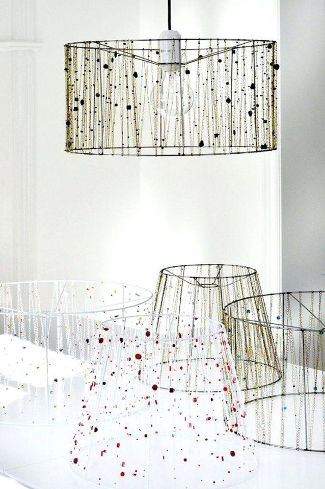 Lampenschirm Selber Machen Stoff Fa 1 4 R Stehlampe Ideen Zum von Lampenschirm Selber Machen Stoff Bild