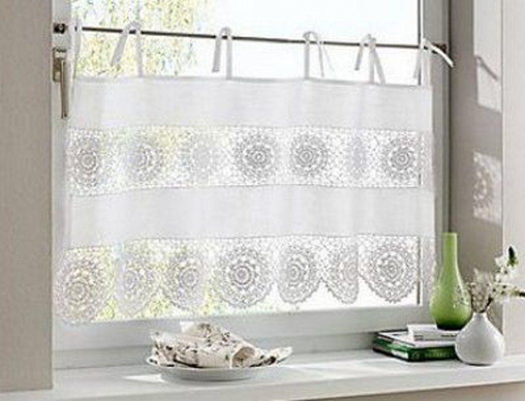 neu bistro gardinen landhausstil fotos von gardinen ideen. Black Bedroom Furniture Sets. Home Design Ideas