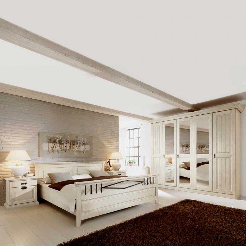 Landhaus Schlafzimmer  Haus Renovieren von Landhaus Schlafzimmer Komplett Massiv Bild