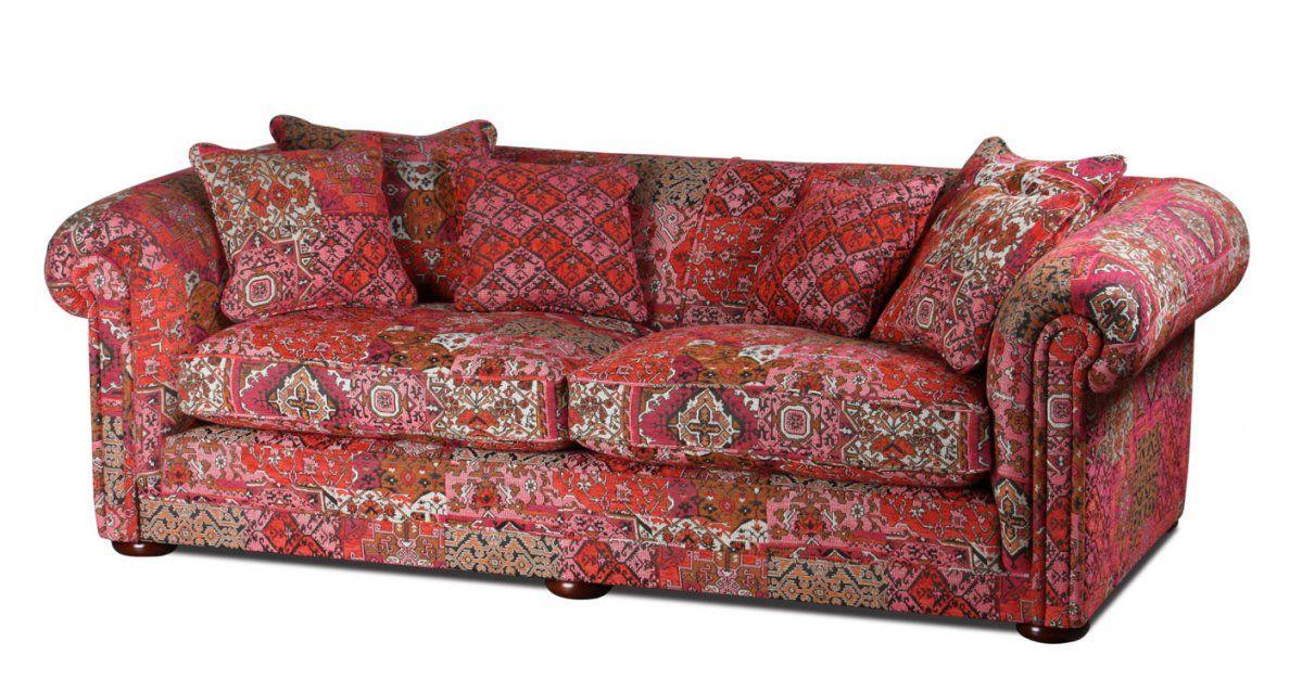 Landhaus Sofa Im Englischen Landhausstil  Handgefertigt In England von Klassische Sofas Im Landhausstil Photo