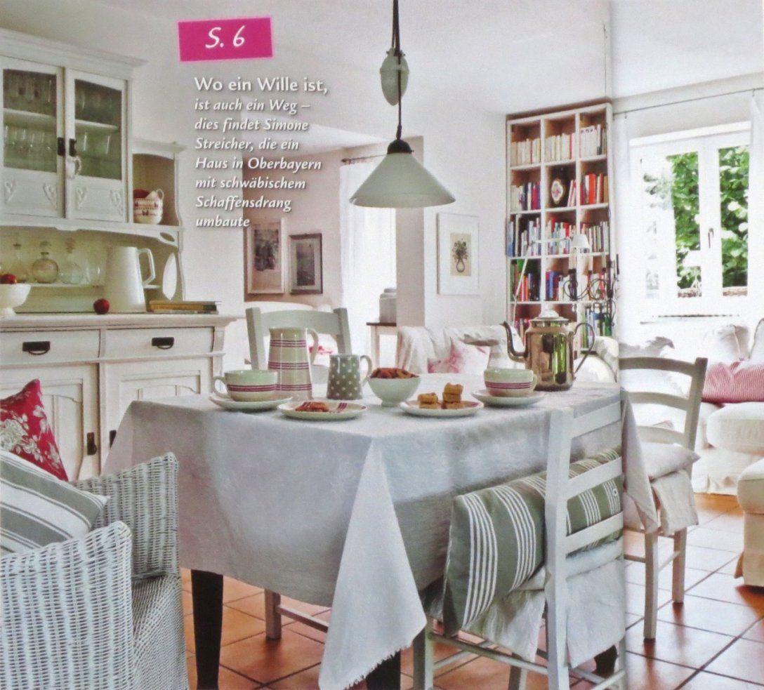 Landhaus0313  Simis Atelier von Landhaus Wohnen Und Garten Bild