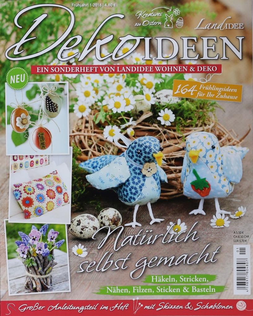 Landidee Dekoideen 12018  Zeitungen Und Zeitschriften Online von Landidee Deko Ideen Sonderheft Bild