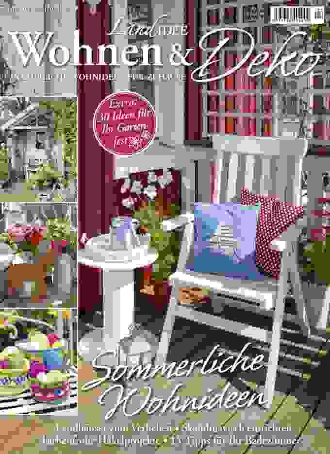 Landidee Wohnen & Deko Abo Landidee Wohnen & Deko Probe Ist Luxus von Landidee Balkon Und Terrasse Bild