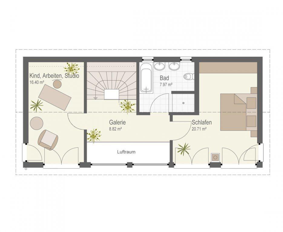 Langes Schmales Haus Grundriss von Langes Schmales Haus Grundriss Bild