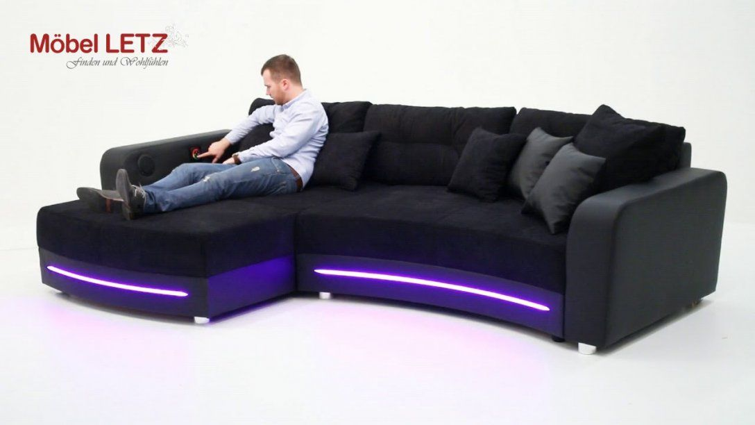 Couch Mit Led Beleuchtung | Haus Design Ideen