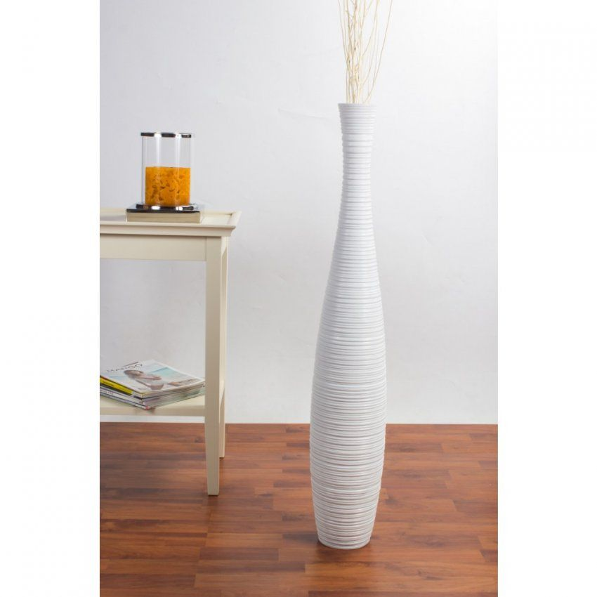 Large White Floor Vase Modern Interior Design With Slim Tall High von Large White Floor Vase Bild