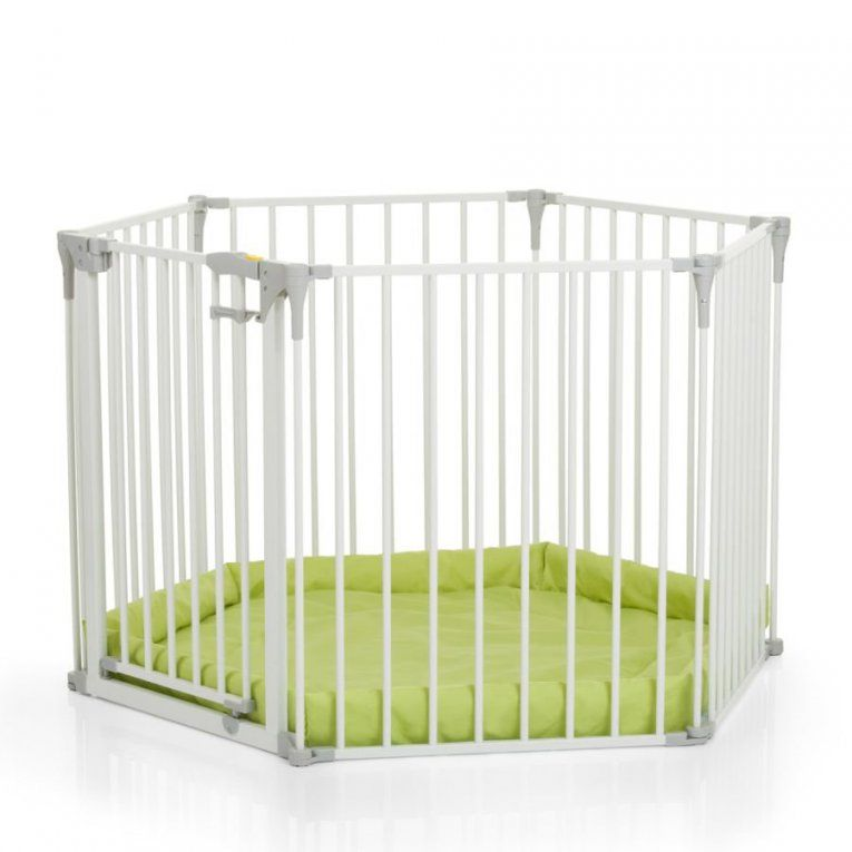 Laufgitter Für Kinder & Babys Kaufen  Babymarkt von Laufstall Matratze 75X95 Bild