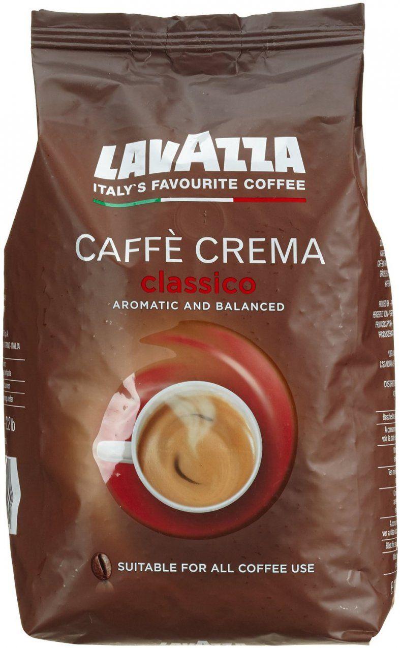 Lavazza Cafe Crema Classico 1Kg Kaffeebohnen Ab 854 € von Lavazza Crema Classico Angebot Photo