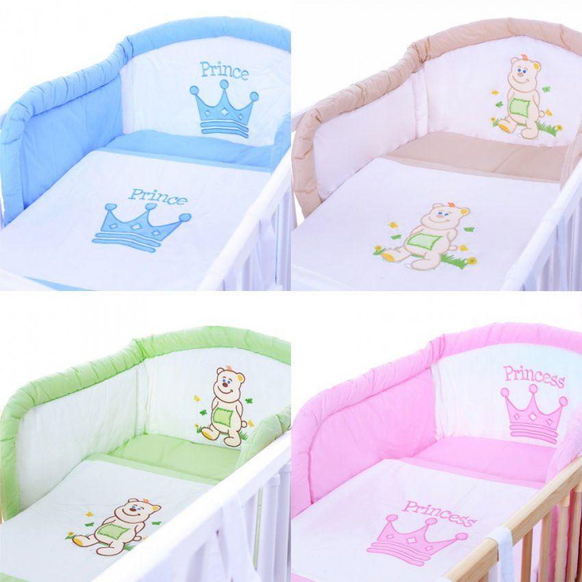 Lcp Kids 166 Baby Bettwäsche 135X100 Bettset Himmel 120X60+140X70 von Baby Bettwäsche 135X100 Photo
