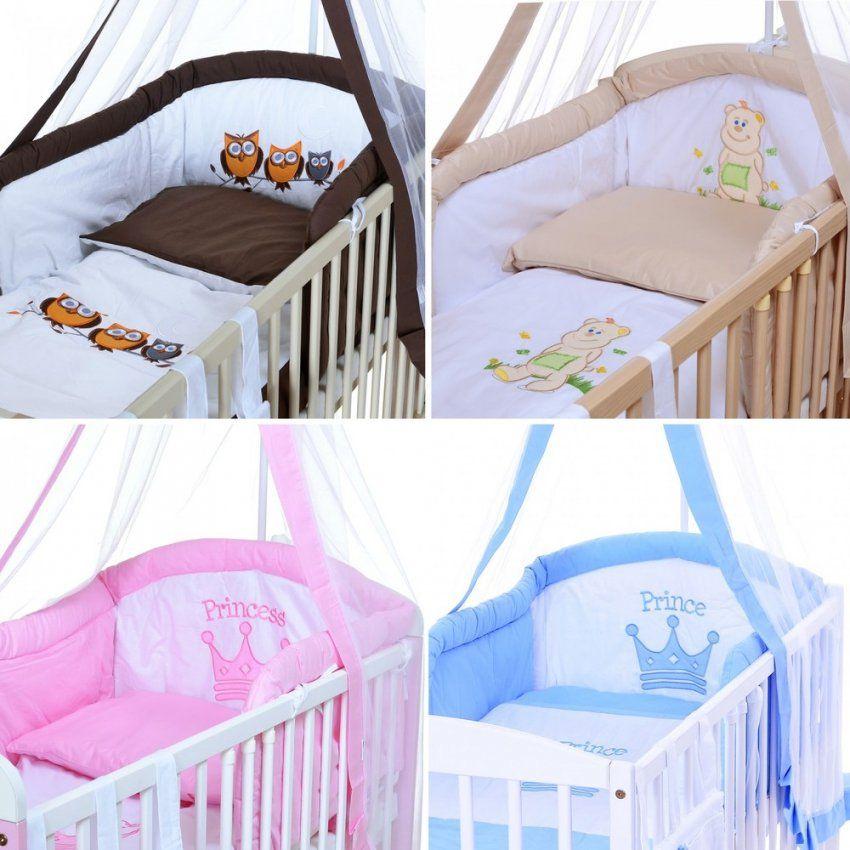 Lcp Kids Baby Bettwäsche 135X100 Bettset  9 Teilig  Lcpkids von Baby Bettwäsche 135X100 Bild