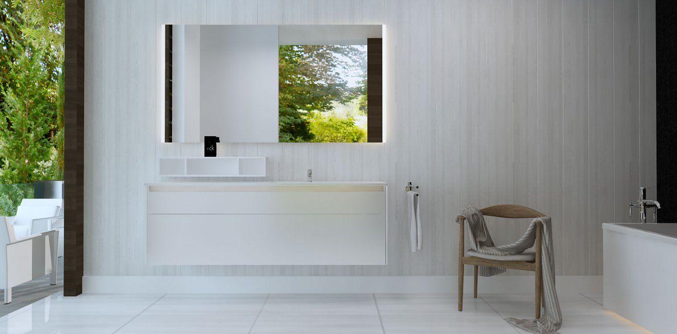 Led Badspiegel Badezimmerspiegel Und Spiegel Nach Maß von Led Badspiegel Nach Maß Photo
