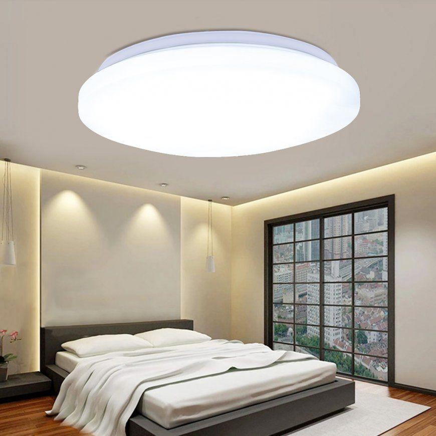 Led Deckenleuchte Wohnzimmer Acryl Ring Deckenleuchten Schlafzimmer von Led Deckenleuchte Für Wohnzimmer Bild