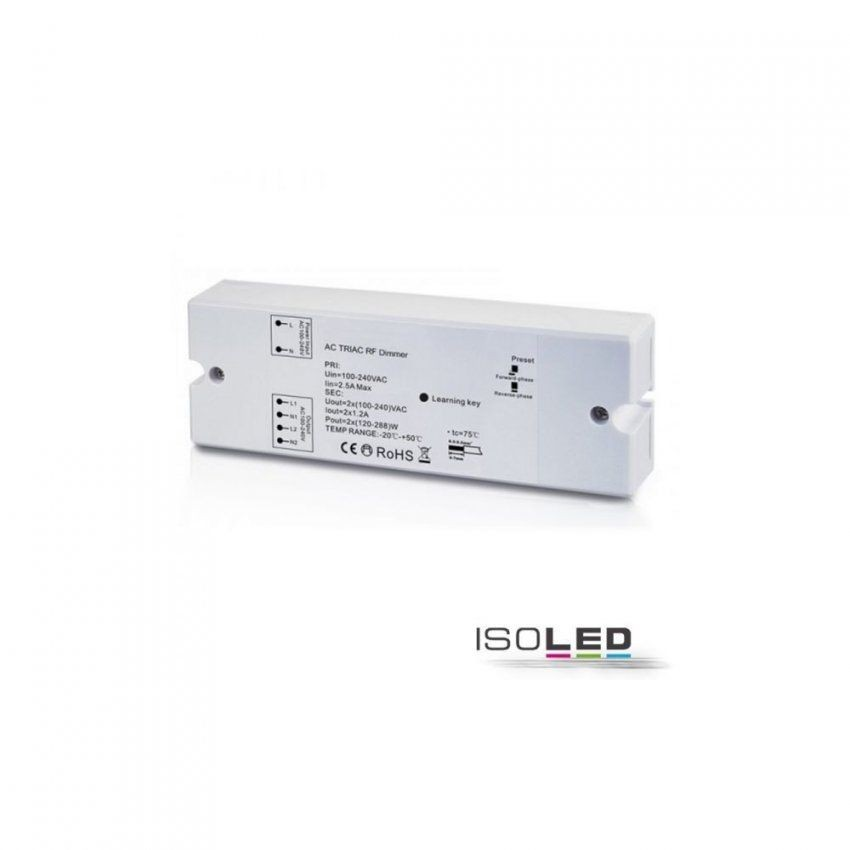Led Dimmer For Led Strip von Led Funk Dimmer 230V Bild