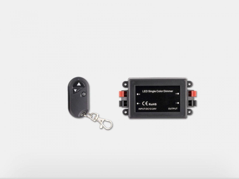 Led Dimmer Für Led Beleuchtung Dimmen Sie Nach Wunsch von Led Funk Dimmer 230V Bild