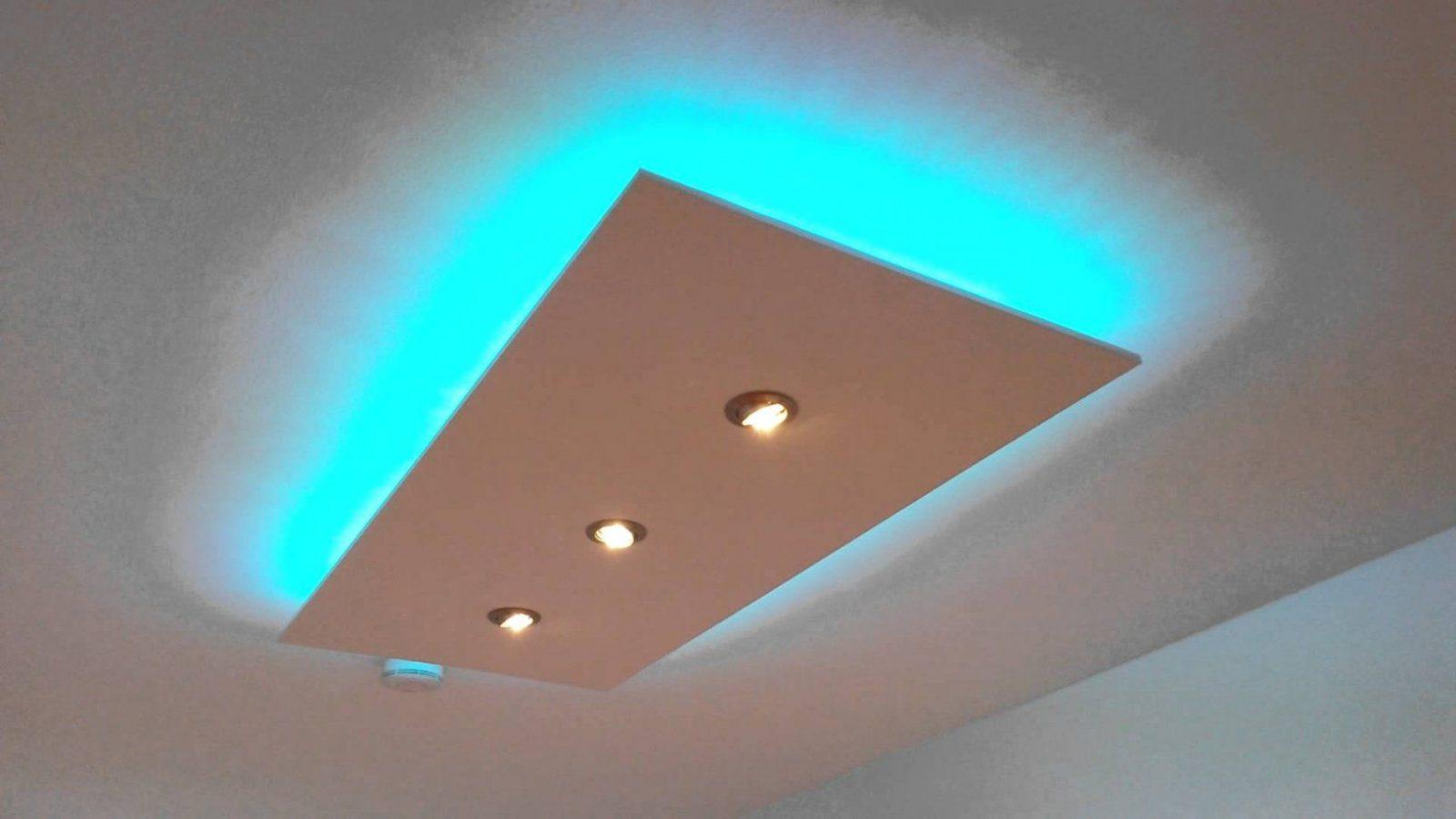 Led Lichtdecke Selber Bauen Mit Bauanleitung Crazy Led Lights von Led Lichtdecke Selber Bauen Bild