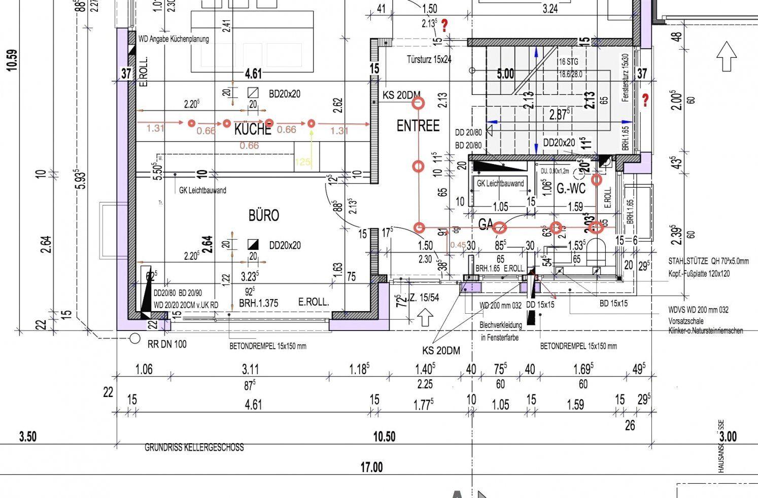 Led Spots Decke Abstand Mit Wunderbar Led Einbaustrahler Planung In von Led Einbaustrahler Abstand Zueinander Bild