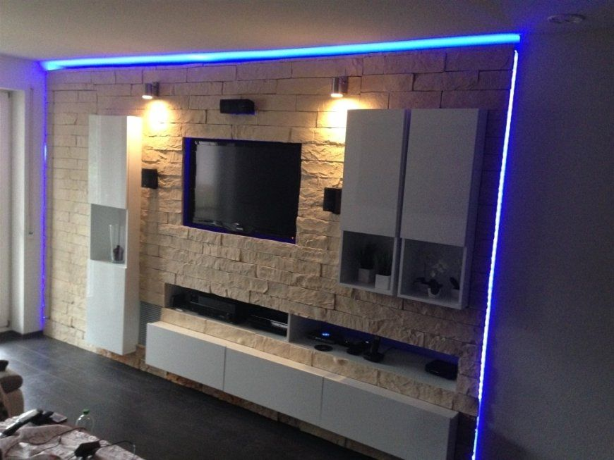 Led Tv Wand Selber Bauen Cinewall Do It Yourself Youtube Wohnwand von Led Wand Selber Bauen Photo