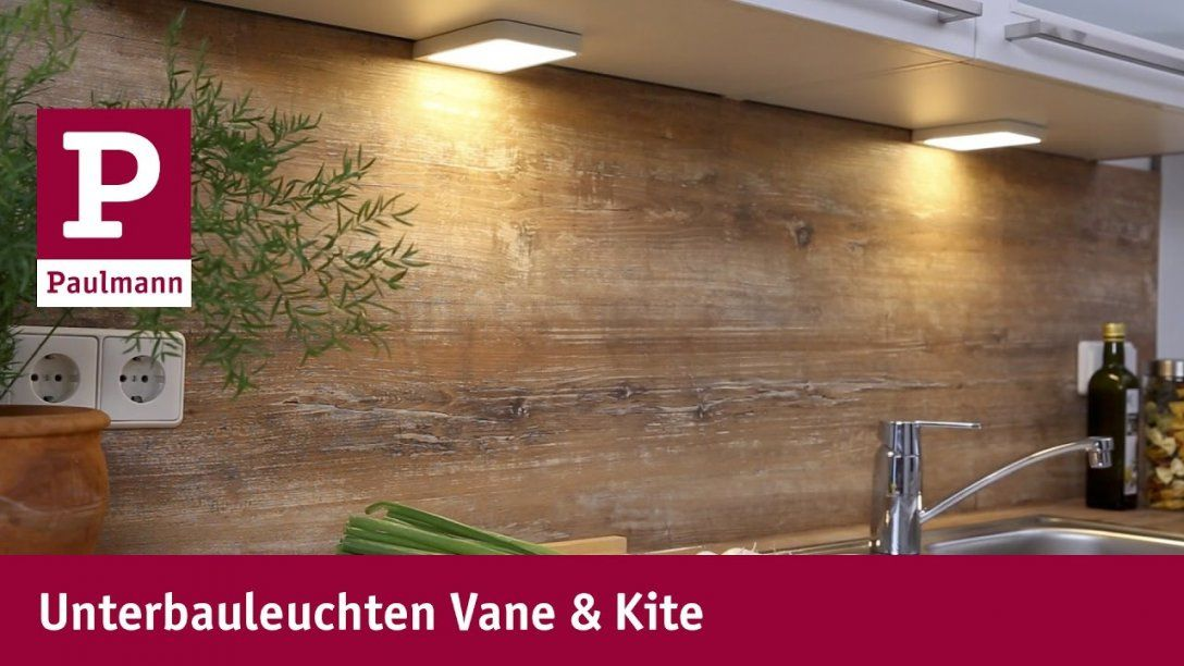 Led Unterbauleuchte Für Die Küche – Nachträglich Leicht Anzubringen von Küchen Unterbauleuchten Mit Sensor Bild