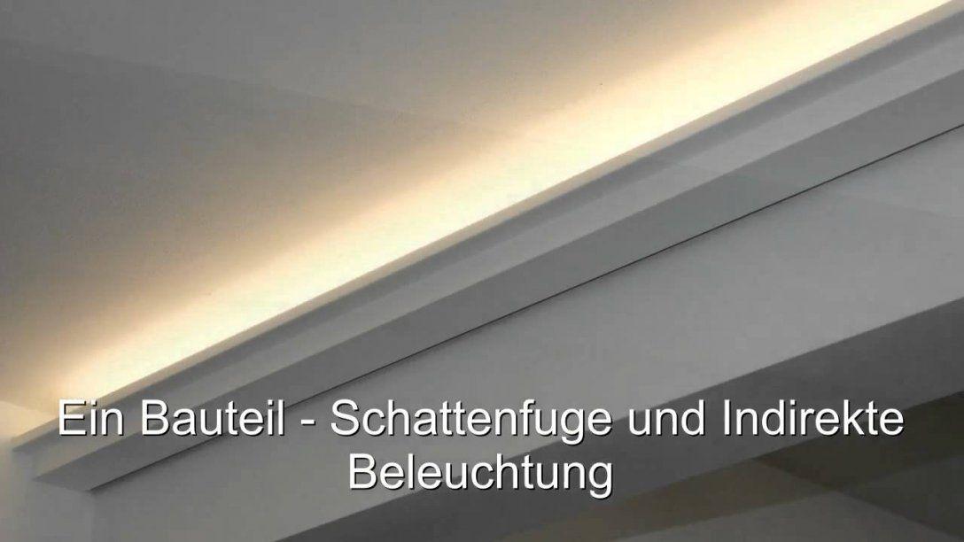 Ledbeleuchtung Und Indirektes Licht Mit Lichtvouten Einfach Schönes von Indirekte Beleuchtung Led Decke Selber Bauen Photo