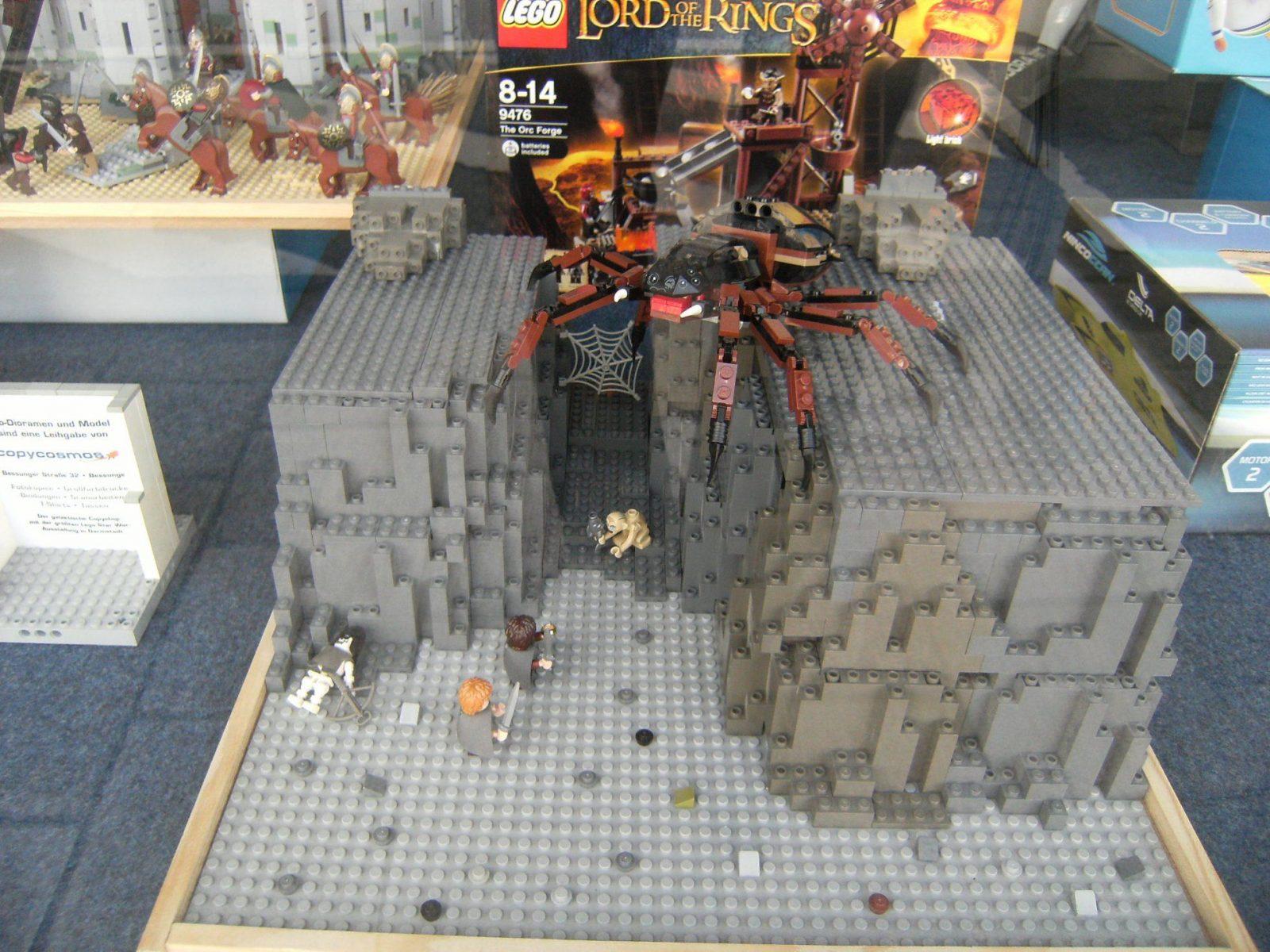 Lego Herr Der Ringe Dekoration von Herr Der Ringe Deko Bild