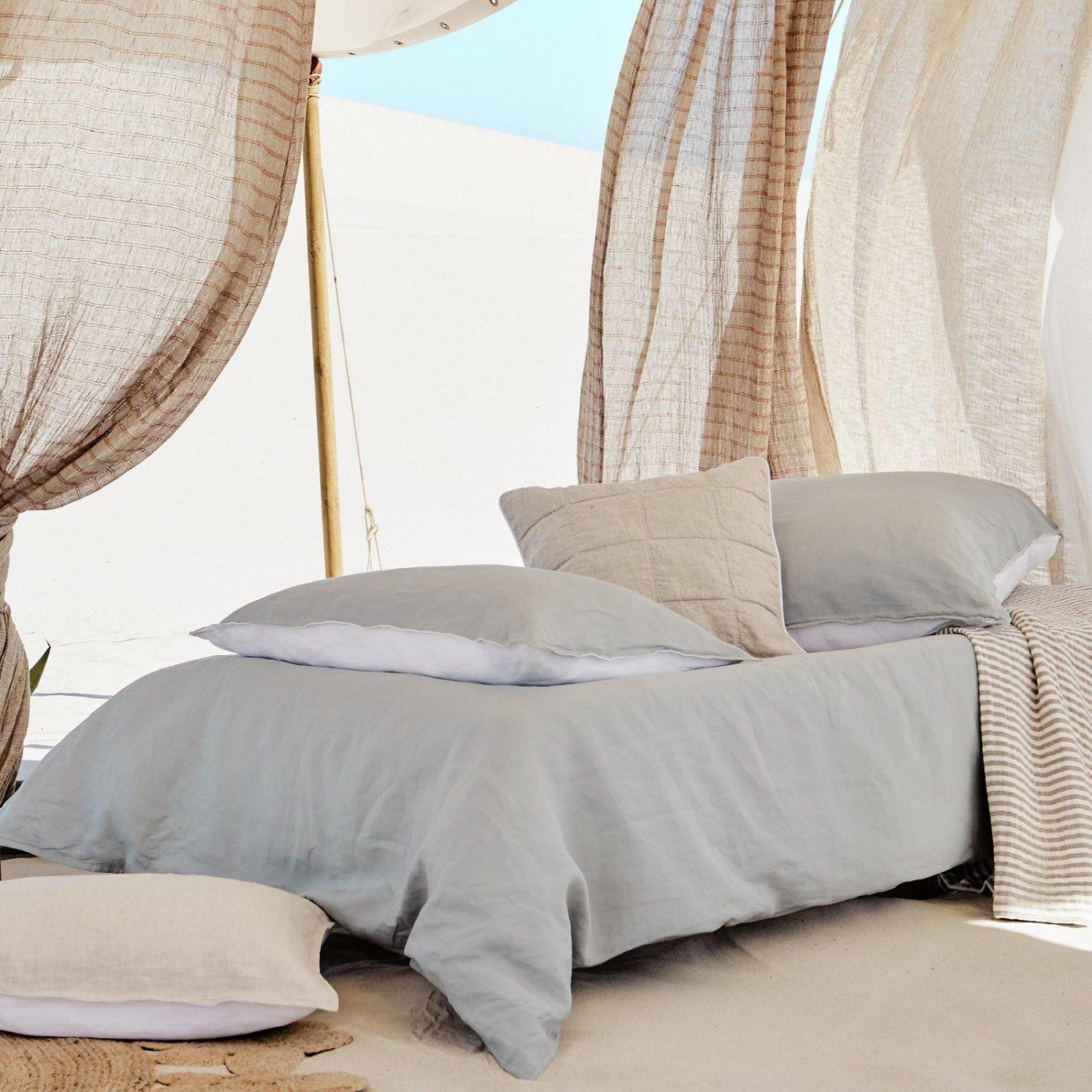 Leinen Bettwsche Hm Amazing Leinen Bettwasche Ikea Wunderbar Pip von Leinen Bettwäsche Erfahrungen Bild