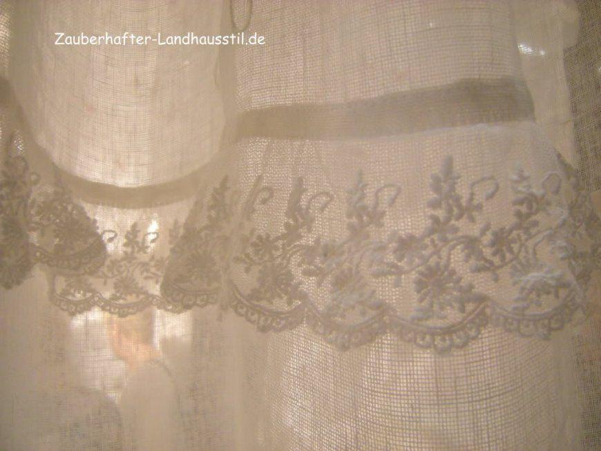 Leinen Gardinen Gallery Of Wohndesign Schwarz Mobel Farbe Und Auch von Leinen Gardinen Mit Spitze Bild