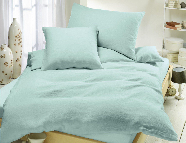Leinenbettwäsche Uni ⋆ Lehner Versand von Leinen Bettwäsche Günstig Bild