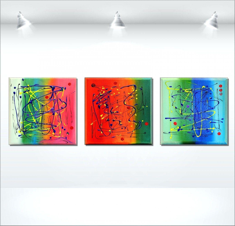 Leinwand Abstrakt Arkadengalerie Gemaelde Original Bild Kunst Modern von Bilder Leinwand Abstrakt Keilrahmen Photo