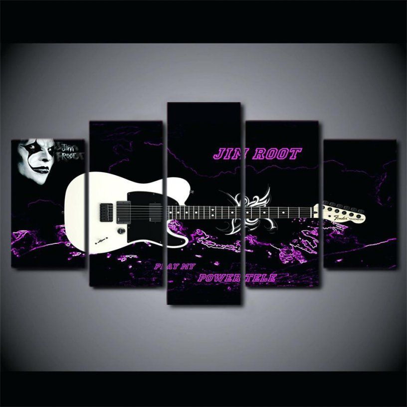 Leinwand Drucken Lassen Perfect Panel Gitarre Rahmen Kunst Fr von Spruch Auf Leinwand Drucken Lassen Bild