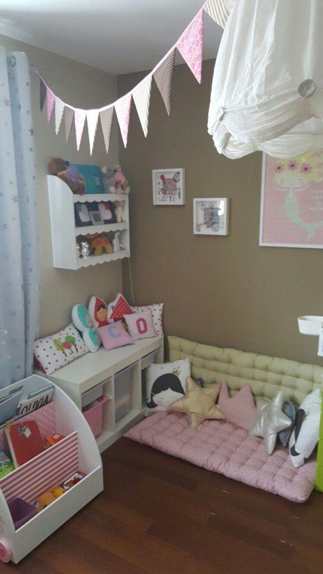 Leseecke Kuschelecke  Kinderzimmerideen  Pinterest  Kuschelecke von Kuschelecke Kinderzimmer Selber Bauen Photo