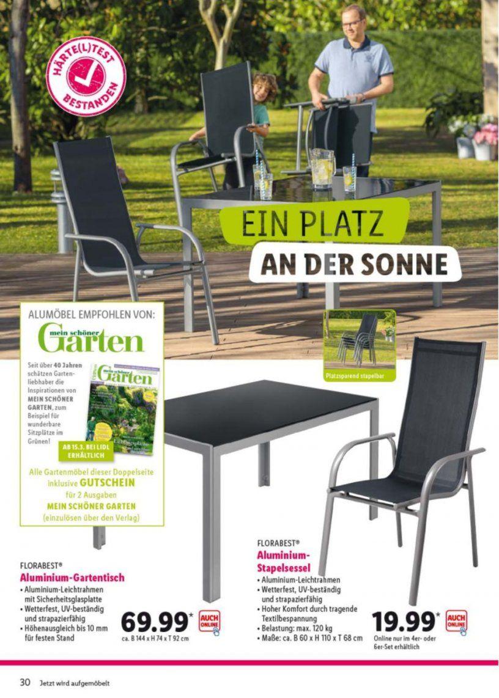 Lidl Prospekte  Garten & Balkon 2018  Seite No 3060 Gültig Von von Mein Schöner Garten Lidl Photo