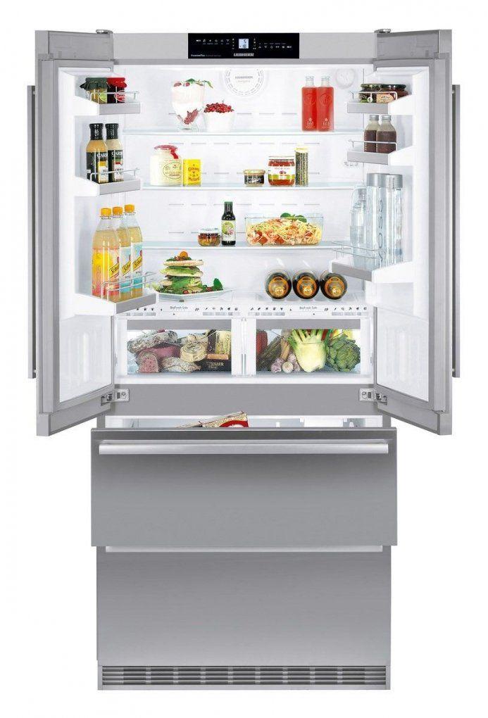 Liebherr Cbnes 6256 Premiumplus Fridge Freezer  American Fridge von Liebherr Kbies 4350 Premium Biofresh Bild
