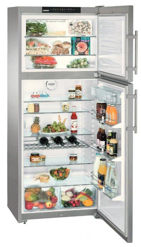 Liebherr Ctnes 4753 Premium Fridge Freezer  Silver & Stainless von Liebherr Kbies 4350 Premium Biofresh Bild