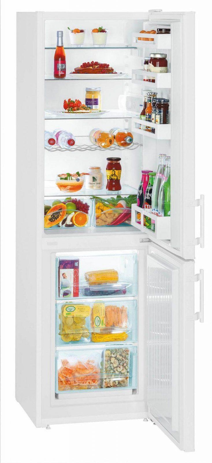 Liebherr Cu 331120 A++ Kühlgefrierkombination Weiß 55 Cm Breit von Kühlschränke 55 Cm Breit Photo